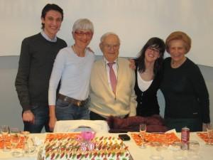 La famiglia Sebaste oggi