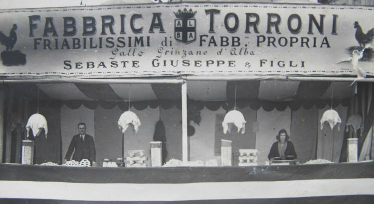 3_Oscar e Cesarina Sebaste Padiglione ambulante anni 1920-30