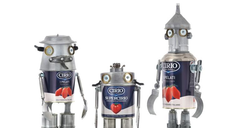 Robot Galleria del Sapore 2015