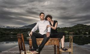 Marco Rossi e Elisa Campa foto di Maurizio Gjivovich